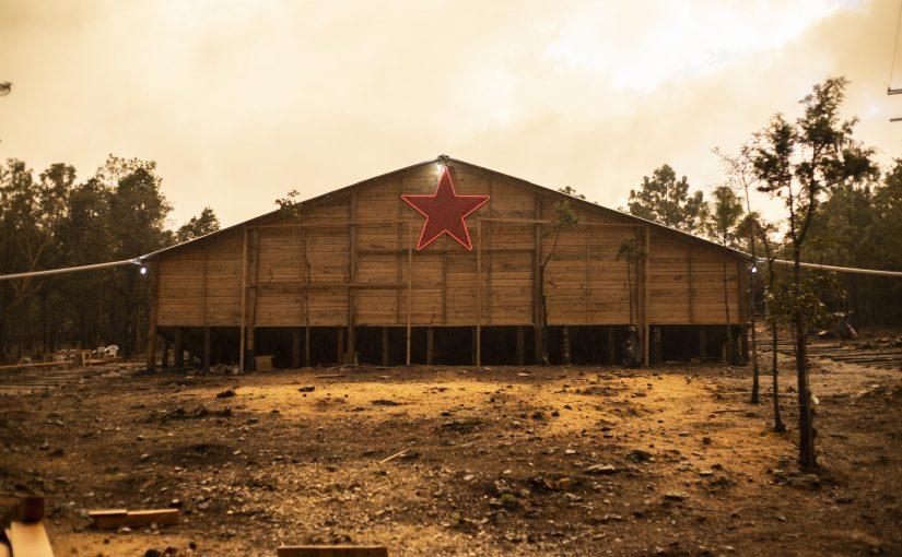 Tulan Ka'u, Cavallo Forte [Fotoreportage]